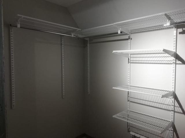 Системы на три гардеробных комнаты 3