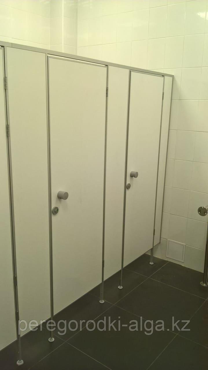Душевая перегородка с дверью из сэндвич-панели 16 мм