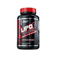 Жиросжигатель Nutrex - Lipo 6 Black, 120 капсул