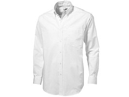 Рубашка Aspen мужская с длинным рукавом, белый