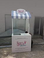 Установка рекламных конструкций, витрин