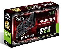 Видеокарта PCI-E 8192Mb ASUS GTX 1070 Expedition OC, фото 1