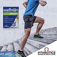 Wellman Sport - витамины и биодобавки для мужчин, занимающихся спортом. Великобритания