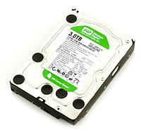 "WD Green (WD30EZRX) HDD 3Tb SATA 6Gb/s 3.5"" 64Mb жесткий диск"