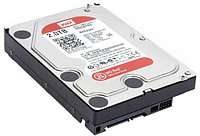 "WD Red (WD20EFRX) HDD 2Tb SATA 6Gb/s 3.5"" 64Mb жесткий диск"