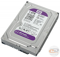 "WD Purple (WD10PURX) HDD 1Tb SATA 6Gb/s 64Mb 3,5"" жесткий диск, фото 1"