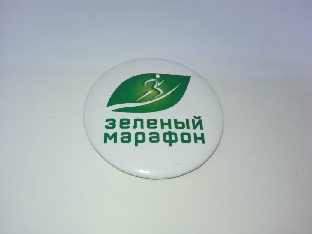 Изготовление значков с логотипом на заказ