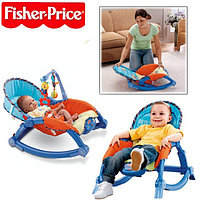 Fisher Price кресло 2 в 1