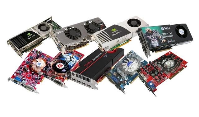 Видеокарты (VGA)