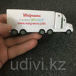 Сквиши антистресс под логотип для транспортных компаний