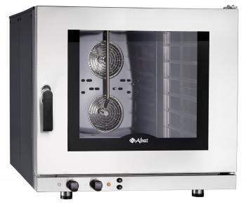 Конвекционная печь КЭП-6Э, 6 уровней, 400х600 мм, эмалир. камера, краш. корпус, эл/механика, пароувлажнение, р