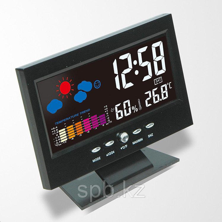 Цифровая метеостанция 8082T
