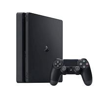 Игровая приставка sony playstation 4 slim 500 gb black + fifa 19