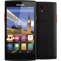 Philips s337 black red
