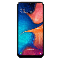 Samsung galaxy a20 32gb black