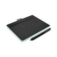 Графический планшет wacom intuos small bluetooth ctl-4100wle-n mint