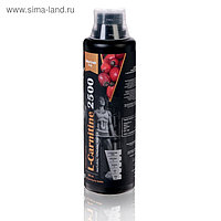 SlimFruit L-CARNITINE concentrate  2500мг  вишня-шиповник 500 мл