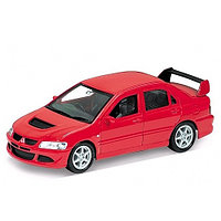 1/34 Welly Mitsubishi Lancer Evolution