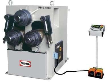 PMB-245 H станок для гибки профиля и труб