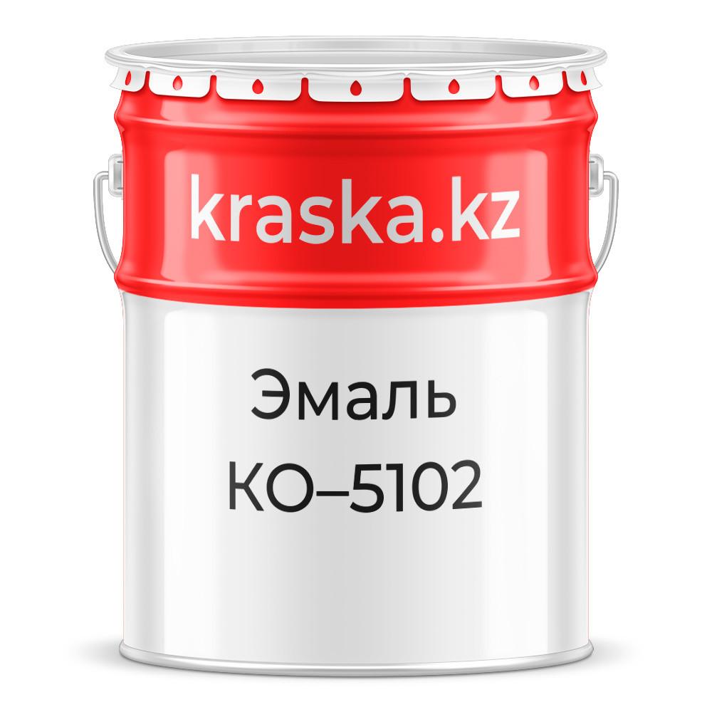 Эмаль КО-5102 (термостойкость до 350°С)