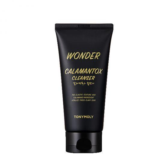Пенка для умывания/ tony moly wonder calamantox cleanser