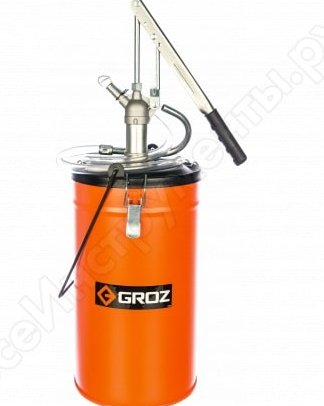 GR44180 - OLP/12 Ручной маслораздатчик, 12л., 125мл/ход