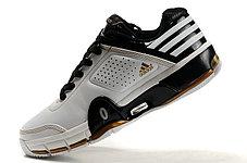 Adidas T-Mac 8 (Tracy McGrady) баскетбольные кроссовки бело-черные, фото 2