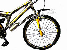 Велосипеды Trinx Raptor 24, фото 3