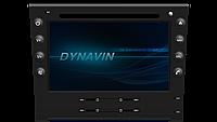 Штатное головное устройство Porsche Carrera Dynavin, фото 1
