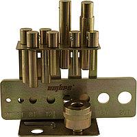 Матрица с набором пуансонов для гидравлических прессов, фото 1