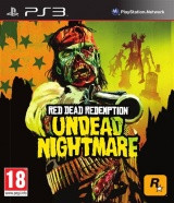 Red Dead Redemption: Undead Nightmare ( PS3 ) - Magic Games & Toys в Алматинской области