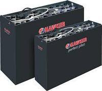 Батарея 48В 400Ач (5PzS400) для погрузчика Dalian тяговая аккумуляторная