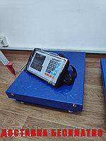 Весы платформенные 400 кг Bluetooth