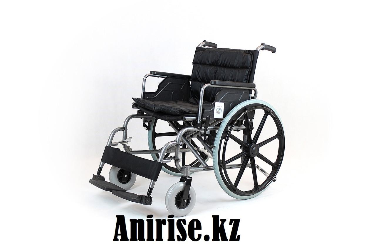 Инвалидная коляска для полных людеймодель fs951b-56 (4800)