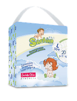 Sachiko подгузники упаковка L size TP (20шт)