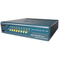Cisco ASA 5505 Sec Plus Appliance with SW, UL Users, HA, DES
