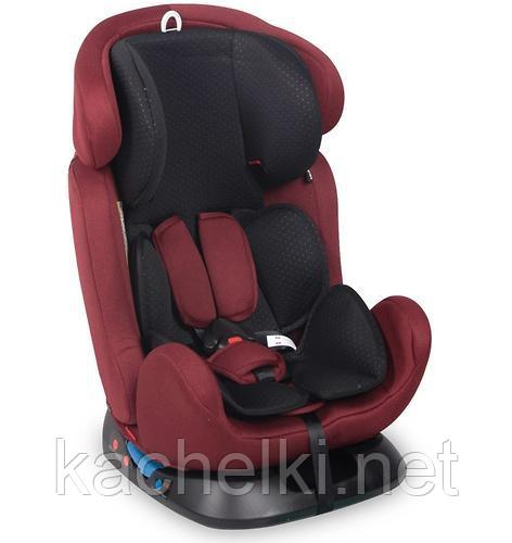 Автокресло Bertoni Santorini (KX-27) Red-Black 1908