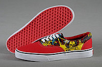 Кеды Vans Era Marvel Comics Ironman (35-45), фото 1