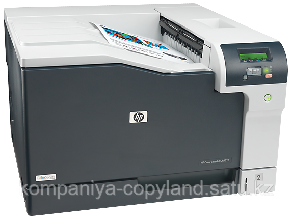 "Принтер HP Color LaserJet Professional CP5225n (CE711A) - ТОО ""Компания Сopyland"" в Алматы"