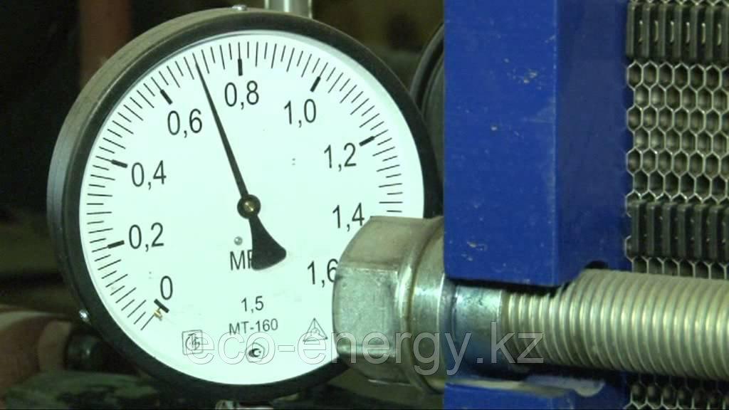 Испытания на прочность и плотность теплового узла (опрессовка), теплотрассы, системы отопления