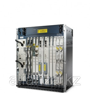 Cisco 10000 eight slot chassis, 1 PRE3, 1 DC PEM