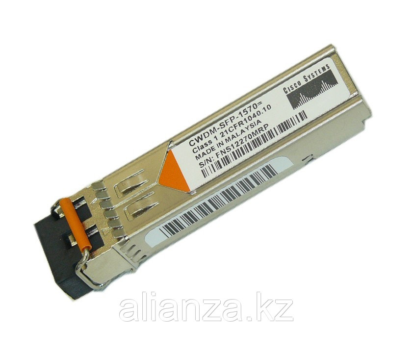 Cisco CWDM 1570 NM SFP Gigabit Ethernet and 1G/2G FC