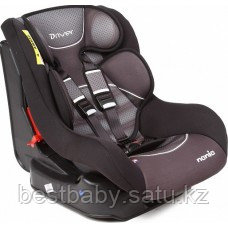 Автокресло NANIA Driver Graphic Black - Best Baby в Алматы