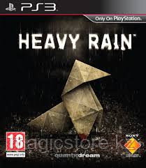 Heavy Rain : Asian Chinese + English Version ( PS3 ) - Magic Games & Toys в Алматинской области