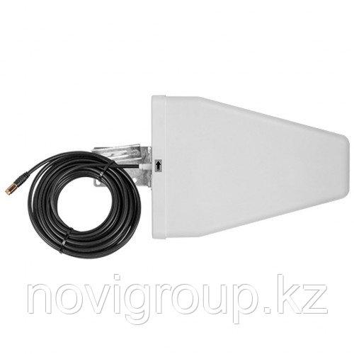 Антенна направленная всепогодная DL-800/2700-8 с кабелем 10м, SMA-вилка