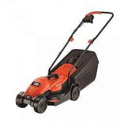 Black&Decker Газонокосилка EMAX32S Black&Decker 32см, 1200Вт