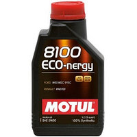 MOTUL Моторное масло MOTUL 8100 Eco-nergy, 5W-30, 1 литр.