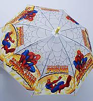 """Зонт детский """"Человек паук"""", 85см., фото 1"""