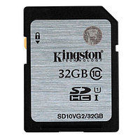 Карта памяти Kingston SD10VG2/32GB Class 10 32GB