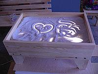 Световой модуль для рисования песком